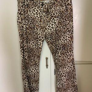 GUESS Premium cat print pantS